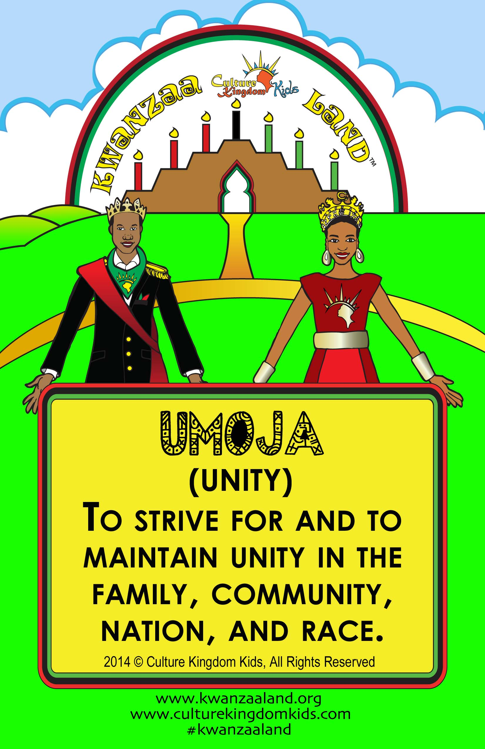 About Kwanzaa Land Culture Kingdom Kids Kwanzaa Land